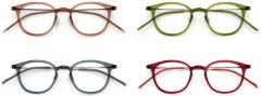 款式多的眼镜――来自日本的JINS