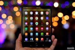 外媒评Galaxy Fold称其为智能手机未来形态