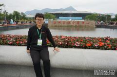 黎阳之光在数字中国峰会受热捧